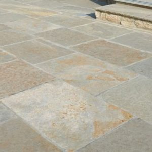 Aged Chalgrave Stone Flooring