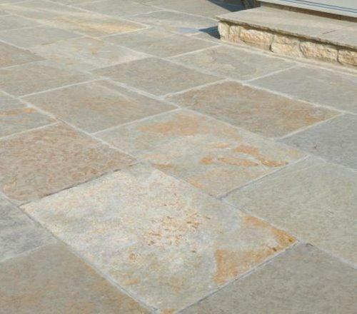 Aged Chalgrave Stone Flooring