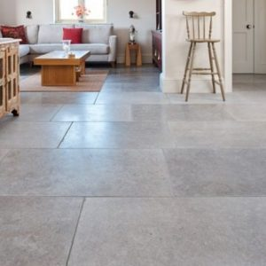 Aged Farringdon Stone Flooring