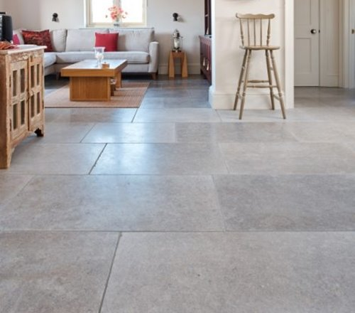 Aged Farringdon Stone Flooring