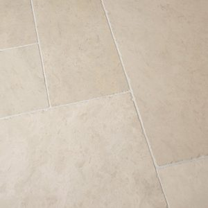 Belgian Blue Tumbled Stone Flooring