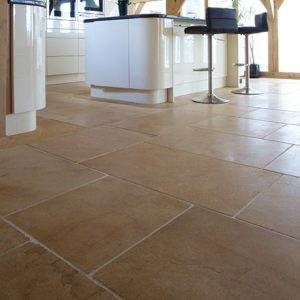 Lambourne Tumbled Flagstones