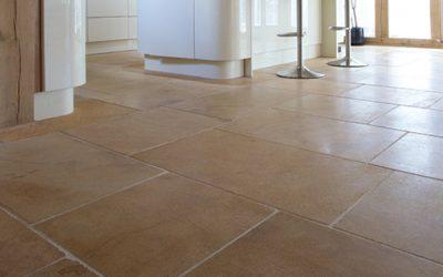 How to Restore an Original Antique Flagstone Floor