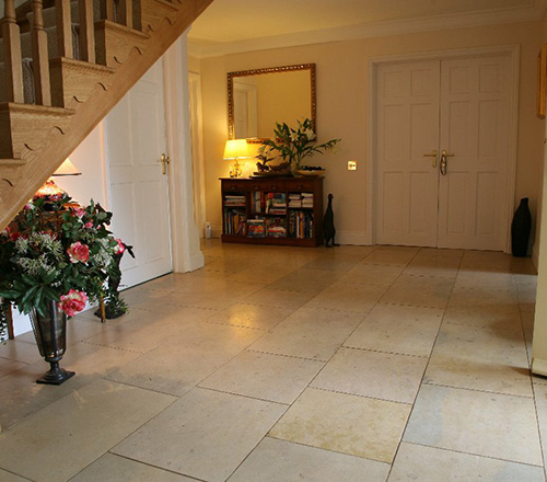 Lincoln Honed Stone Flooring 2