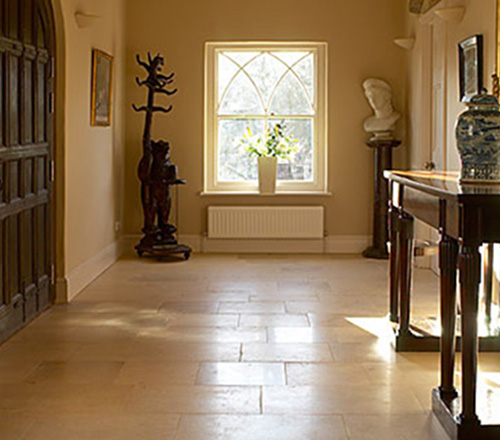 Lincoln Honed Stone Flooring 4