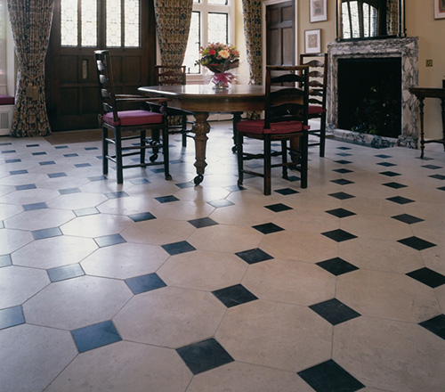 Lincoln Honed Stone Flooring