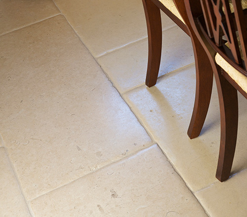 Lincoln Pillowed Stone Flooring 2