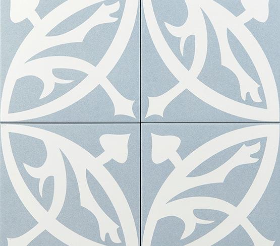 Milan Blue Heritage Ceramics 1