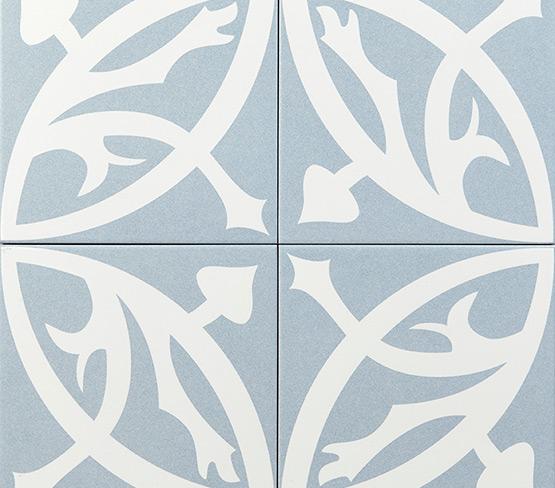 Milan Blue Heritage Ceramics 2