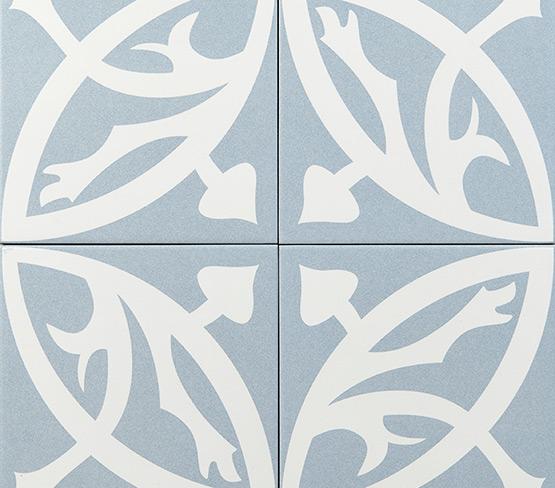 Milan Blue Heritage Ceramics 3