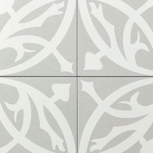 Milan Grey Heritage Ceramics 1