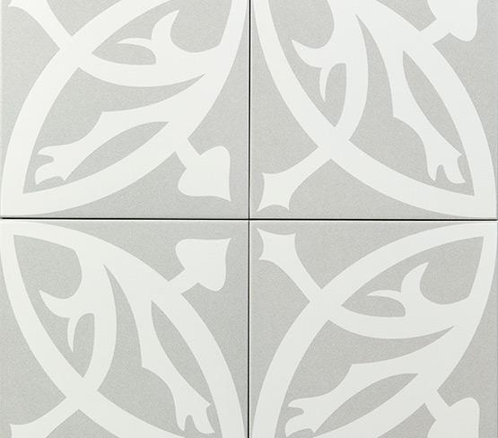 Milan Grey Heritage Ceramics 3