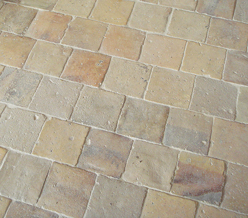 antique blanc rose tiles