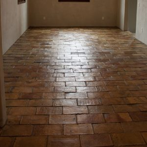 antique terracotta tiles