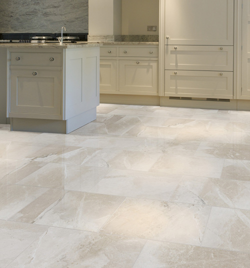 Mazzano Polished Marble Flooring