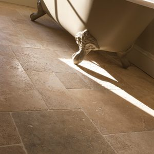 Tumbled Walnut Travertine