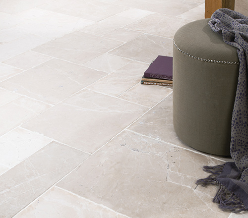 Tuscany Tumbled Stone Flooring