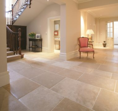 Will stone sealer darken or change the appearance of a stone floor?